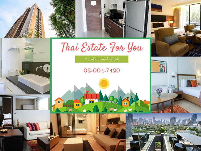 Thai Estate For You All About real estate 02-004-7420