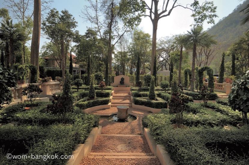 englsh garden