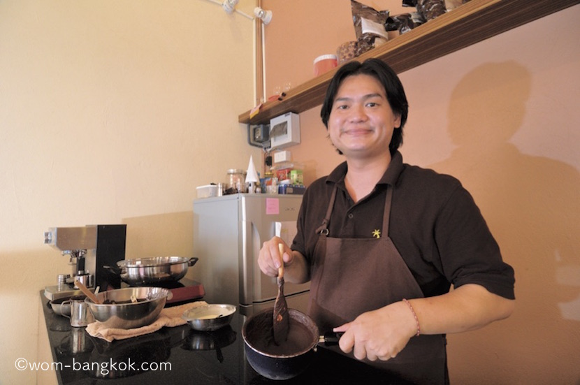 Chocolatier@Khao-yai