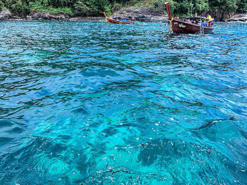 次の旅はタイの離島へ行こう Part1 リペ島