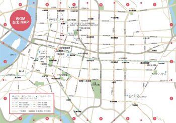 台北MAP