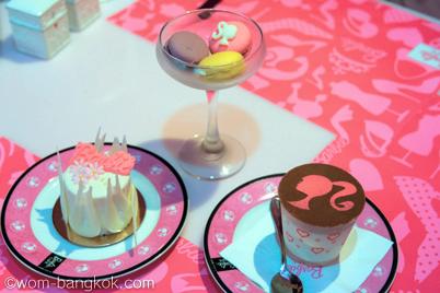 Barbie CAFE