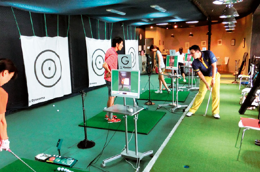 Russeluno Golf Studio