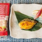 「まったり味噌の銀だら西京焼き」&「豆乳とわさびマヨネーズの和風シーザーサラダ」