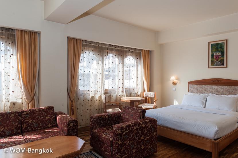 Hotel Puntsho Perli  P.O.Box159, Thimphu, Bhutan  +975-2-334-970