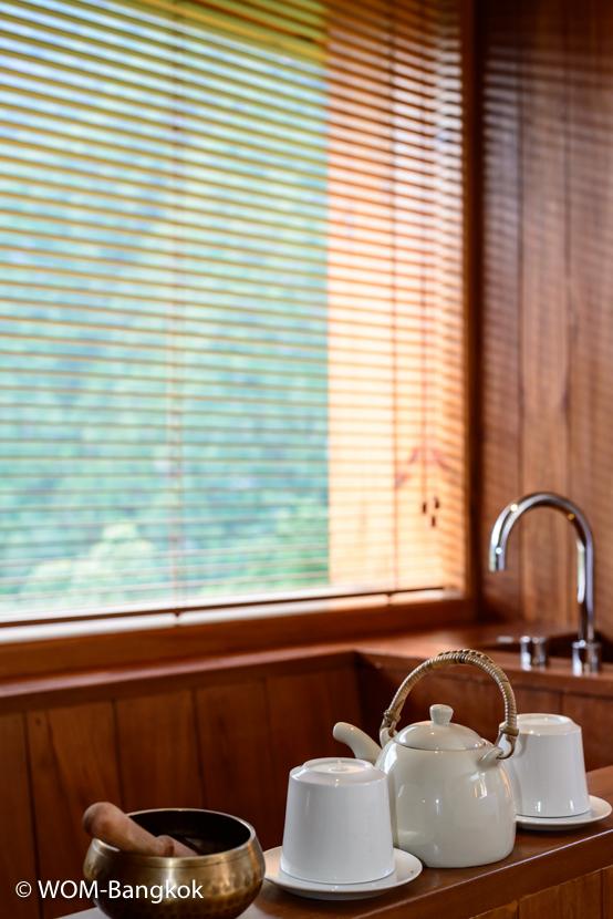 浴槽からの眺めも特別