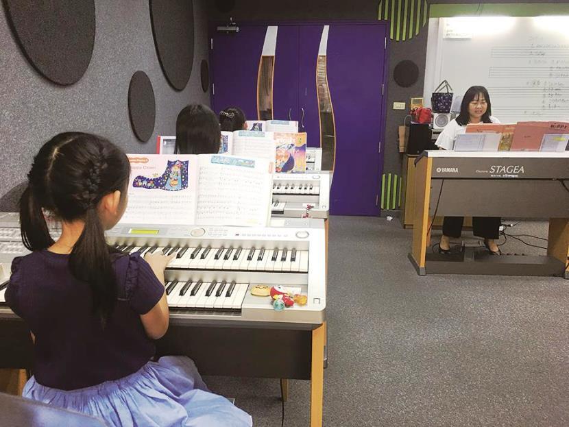 ヤマハ音楽教室 エンポリアム校