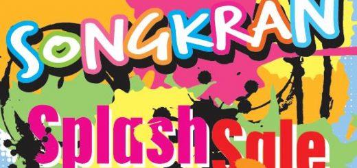 Songkran Splash Sale!