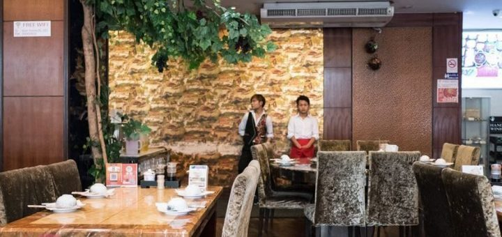 老山東 北京レストラン