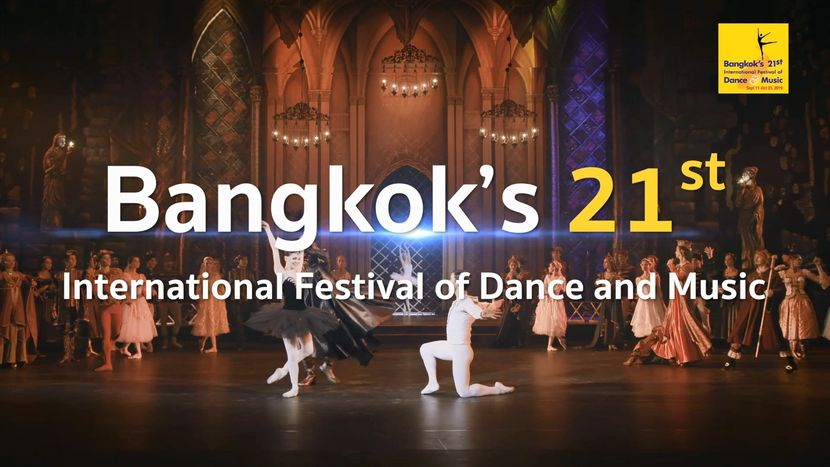 Bangkok's 21st International Festival of Dance & Music