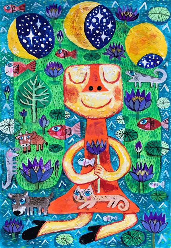 あべきょうこの楽しいバンコク生活「命の木」