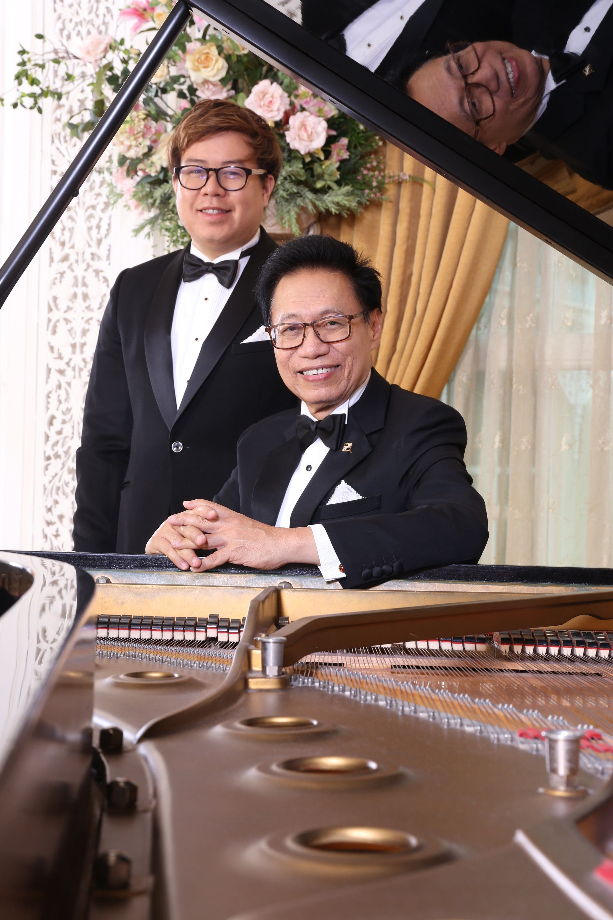 mandarin oriental bangkok THE TASTE OF MUSIC