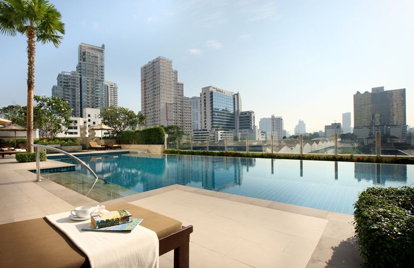 Marriott Executive Apartments Sukhumvit Park