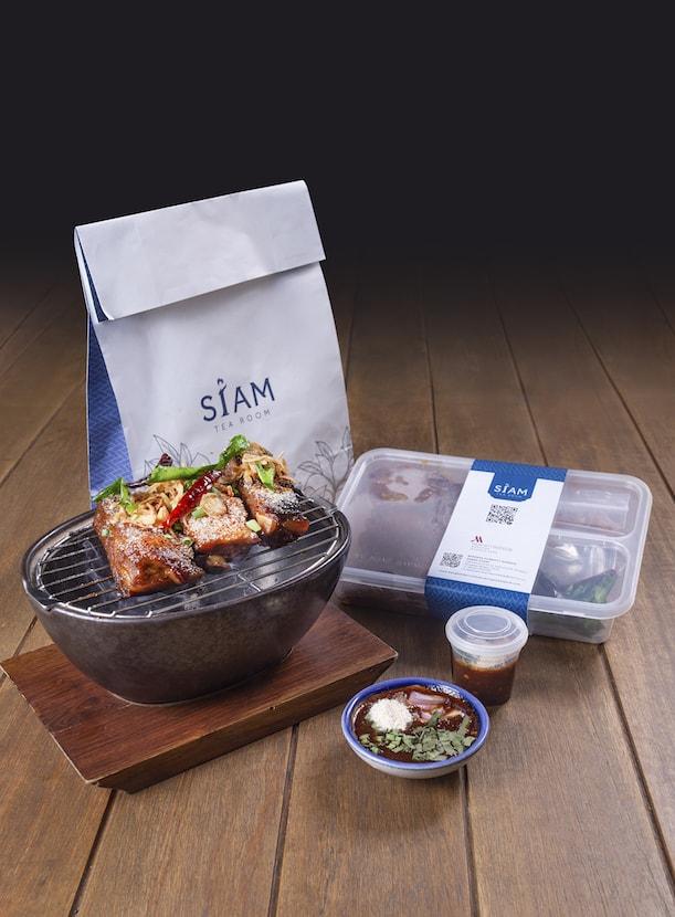 Siam Tea Room