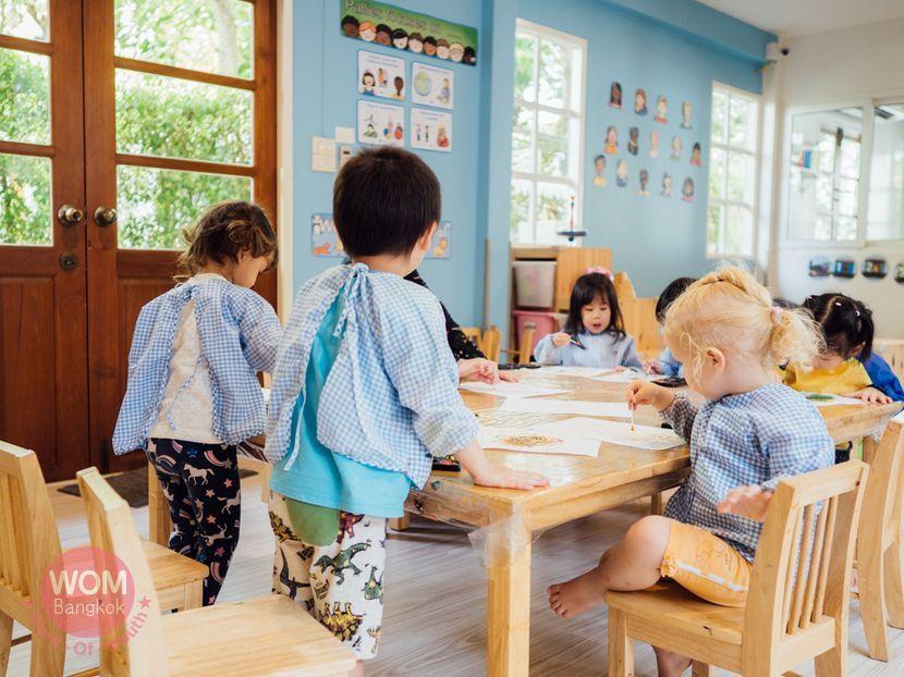 Pallies International Daycare