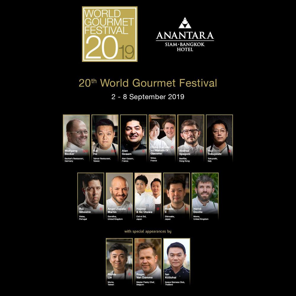World Gourmet Festival Asia