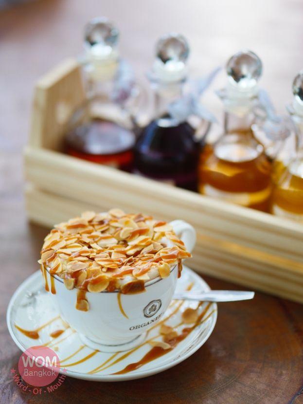 お気に入りカフェ、みつけた! Organika Café