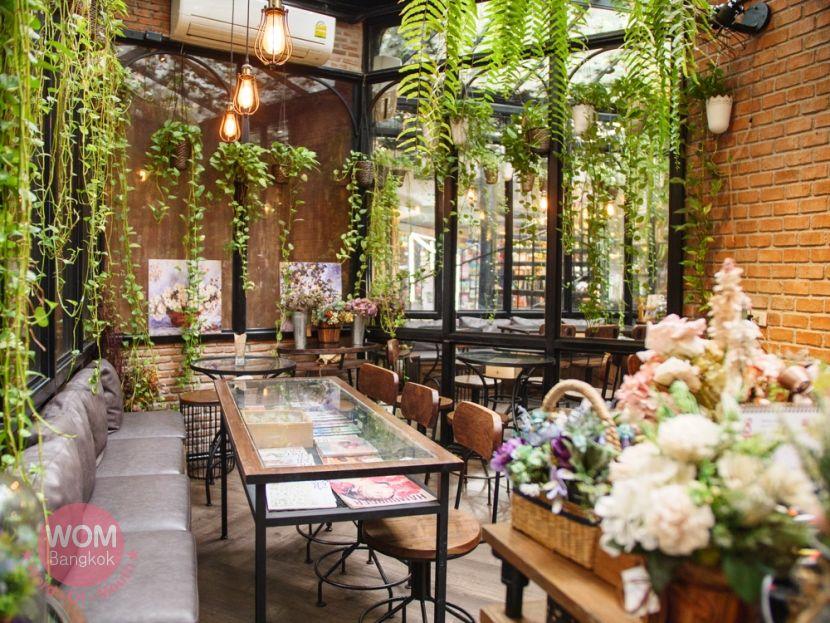 お気に入りカフェ、みつけた! The Blooming Gallery