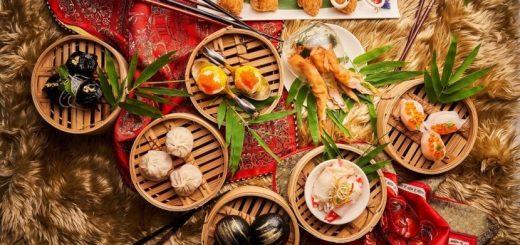 コンラッドバンコクの中華レストラン「柳 Liu」 の春節メニュー