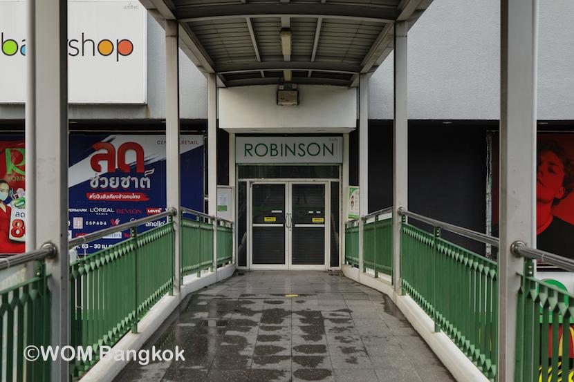 Bangkok Lockdown