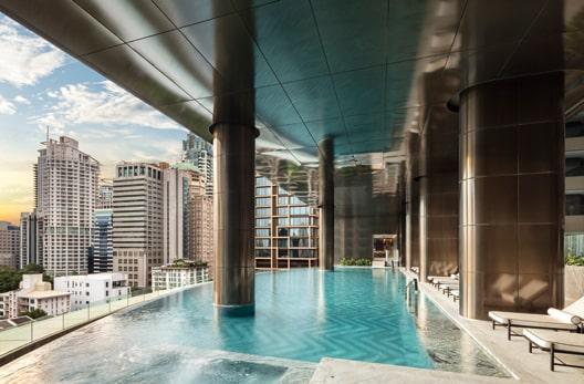 バンコク最新ホテルガイド Sindhorn Kempinski Hotel Bangkok